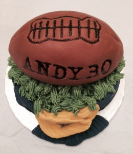 Rugby Ball 30 Top